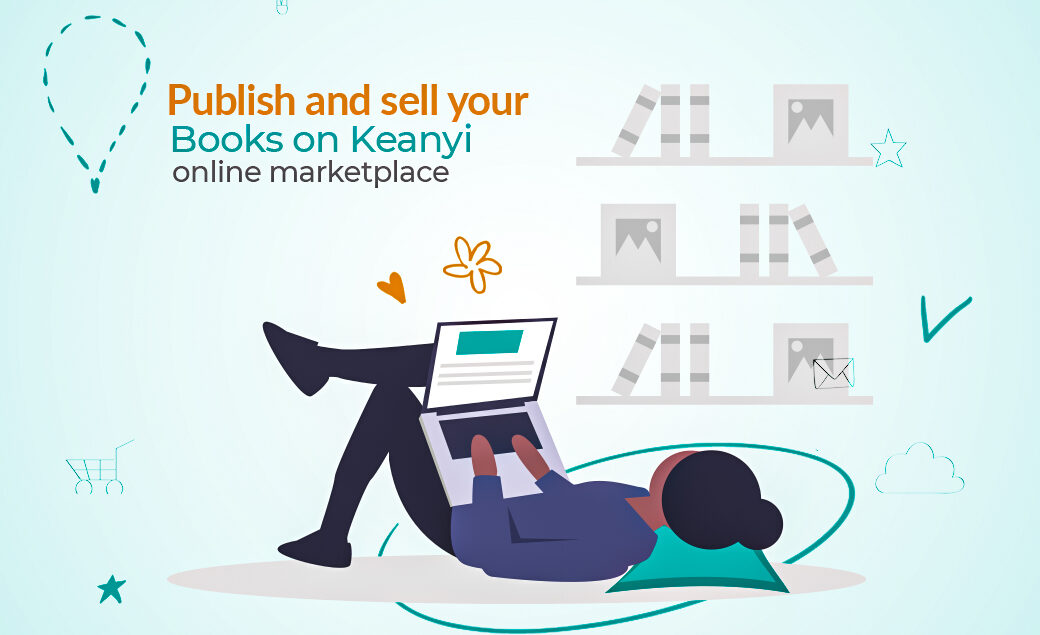 Sell your books on keanyi Mobile